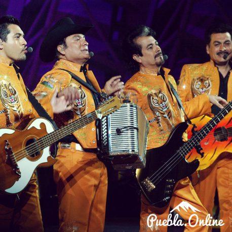 Los Tigres del Norte, Palenque Feria de Puebla 2017
