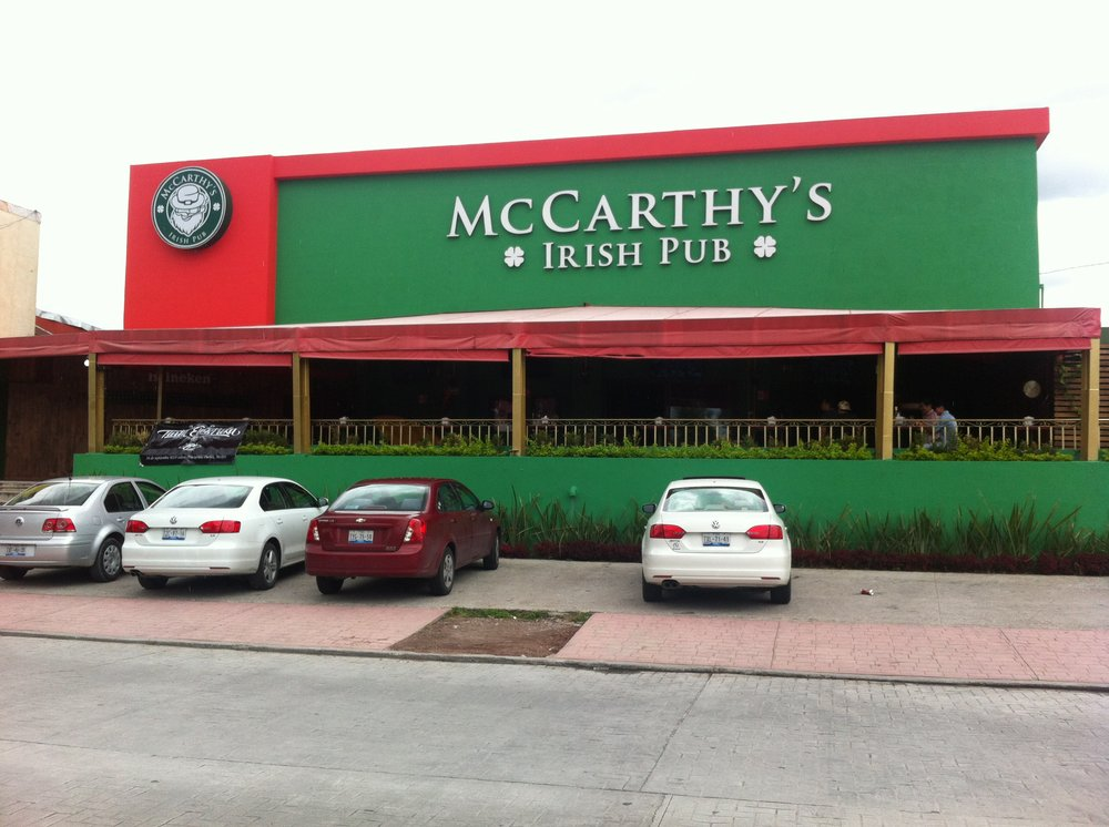McCarthy's Irish Pub - Cholula