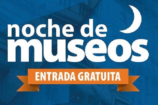Noche de Museos Puebla (28 de abril 2018)